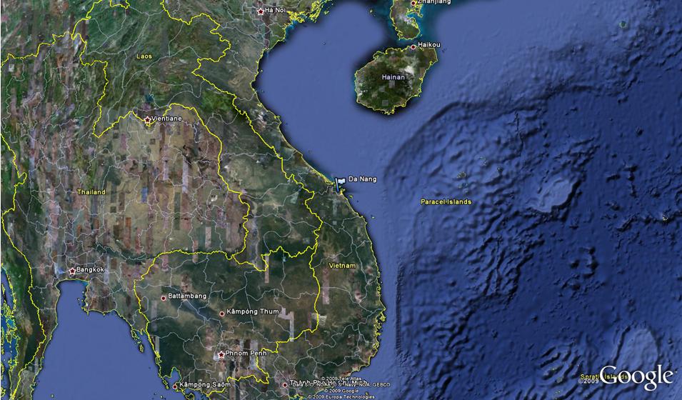 CEOP-AP Central Vietnam Reference Site Da Nang Station